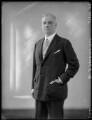 Sir Frederick William Francis George Frankland, 10th Bt, by Bassano Ltd - NPG x36588
