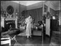 Annie Elizabeth (née Crothers), Lady Illingworth, by Bassano Ltd - NPG x80979