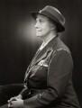 Olave St Clair Baden-Powell (née Soames), Lady Baden-Powell, by Bassano Ltd - NPG x170020