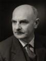 Sir Harrie Stewart Wilson Massey, by Bassano Ltd - NPG x170022