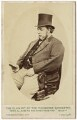 'The Claimant of the Tichborne Baronetcy (who alleges he was saved from the 'Bella')' (Arthur Orton), by London Stereoscopic & Photographic Company - NPG x127025