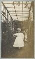 Julian Vinogradoff (née Morrell); Lady Ottoline Morrell, by Philip Edward Morrell - NPG Ax140077