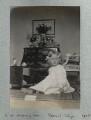 Julian Vinogradoff (née Morrell), by Lady Ottoline Morrell - NPG Ax140079