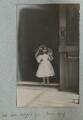 'At 44 Bedford Square' (Julian Vinogradoff (née Morrell)), by Lady Ottoline Morrell - NPG Ax140118