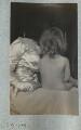 Lady Ottoline Morrell; Julian Vinogradoff (née Morrell), by Philip Edward Morrell - NPG Ax140121