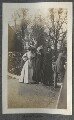 Lady Ottoline Morrell; Emily Chadbourne; Dorelia McNeill; Augustus John, possibly by Philip Edward Morrell - NPG Ax140133