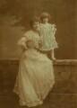 Alice Frederica Keppel (née Edmonstone); Violet Trefusis (née Keppel), by Unknown photographer - NPG x75997