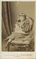 Alice Frederica Keppel (née Edmonstone), by John Moffat - NPG x127116