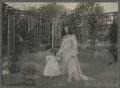 Julian Vinogradoff (née Morrell); Lady Ottoline Morrell, possibly by Philip Edward Morrell - NPG Ax140195