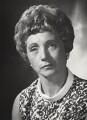 Dame Guinevere Tilney, by Godfrey Argent - NPG x165719