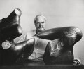 Henry Moore, by Godfrey Argent - NPG x165724