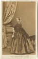 Queen Victoria, by John Jabez Edwin Mayall - NPG Ax39784