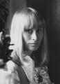 Rita Tushingham, by Godfrey Argent - NPG x165753