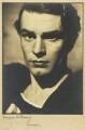 Laurence Kerr Olivier, Baron Olivier as Hamlet, by Angus McBean - NPG x127118