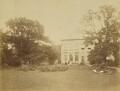 Eveleen Myers (née Tennant); Leopold Hamilton Myers at Brandon House, Cheltenham, by Unknown photographer - NPG Ax68302
