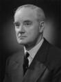 Sir (Donald) Keith Falkner, by Bassano Ltd - NPG x170246