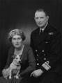 Sylvia Beatrice Armytage (née Staveley); Reginald William Armytage, by Bassano Ltd - NPG x170307