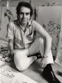 Gerald Scarfe, by Jill Kennington - NPG x127144