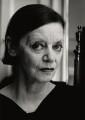 Jean Muir, by Jill Kennington - NPG x127150