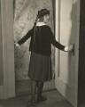 Louise Browne, by Ira D. Schwarz - NPG x127090
