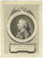John (John) Joshua Kirby, by D.P. Pariset, after  Pierre-Étienne Falconet - NPG D20562