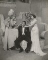 Frances Day; Sir John Mills; Louise Browne, by Stage Photo Company - NPG x127092
