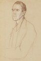 Leonard Alfred George Strong, by Sir William Rothenstein - NPG 6710
