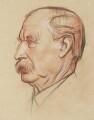 Sir Aston Webb, by Sir William Rothenstein - NPG 6713