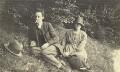 John Nash; Christine Kühlenthal, by Unknown photographer - NPG x127173