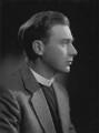 Hon. Oliver William Twisleton-Wykeham-Fiennes, by Bassano Ltd - NPG x170461