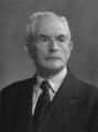 Donald Rutherfurd Dacre Fisher, by Bassano Ltd - NPG x170483