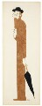 Lytton Strachey, by Nicolas Clerihew Bentley - NPG 6842