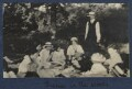 'Picnic in the woods', by Unknown photographer - NPG Ax140444