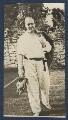 Boris von Anrep, by Lady Ottoline Morrell - NPG Ax140452