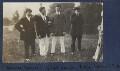 Sir Stanley Spencer; Sydney Spencer; Gilbert Spencer; William Spencer, by Philip Edward Morrell - NPG Ax140480
