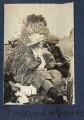 Fredegond Shove (née Maitland); Gerald Frank Shove, by Lady Ottoline Morrell - NPG Ax140528