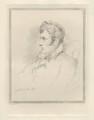 George Harry William Fleetwood Hartopp, by Frederick Christian Lewis Sr, after  Joseph Slater - NPG D20582