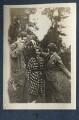 Aldous Huxley; Dorothy Brett; Mark Gertler, by Lady Ottoline Morrell - NPG Ax140691