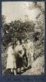 Julian Vinogradoff (née Morrell); Dorothy Brett; Geoffrey Nelson; Mark Gertler, by Lady Ottoline Morrell - NPG Ax140696