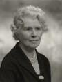 Mary Frances Lucas Keene, by Bassano Ltd - NPG x170766
