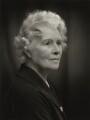 Mary Frances Lucas Keene, by Bassano Ltd - NPG x170767