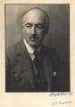 Sir John Robert Chancellor, by Hugh Cecil (Hugh Cecil Saunders) - NPG x5757