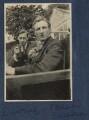 Edward George Downing Liveing; Edmund Blunden, by Lady Ottoline Morrell - NPG Ax140776