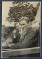 Edward George Downing Liveing; Edmund Blunden, by Lady Ottoline Morrell - NPG Ax140777