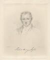 Sir Robert Harry Inglis, 2nd Bt, by Frederick Christian Lewis Sr, after  Joseph Slater - NPG D20583