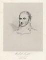 Henry Gally Knight, by Richard James Lane, after  Joseph Slater - NPG D20584