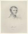 James Hewitt, 3rd Viscount Lifford, by Isaac Ware Slater, after  Joseph Slater - NPG D20586