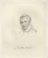 Sir James Milles Riddell, Bt, by Frederick Christian Lewis Sr, after  Joseph Slater - NPG D20588