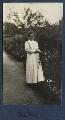 Millie Ellis, by Lady Ottoline Morrell - NPG Ax140815