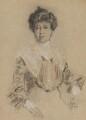 Emma Albani, by Richard George Mathews - NPG 6729